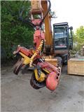 Konrad Forsttechnik woody Harvester WH50, 2007, Harvestory