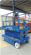 Upright X32N, 2006, Scissor Lifts
