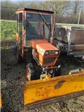 Kubota B 7100 HST, Kompakt traktorok