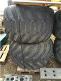 Nokian 800x40-26,5 tires with wheels, for All models, Tires
