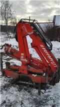 Ferrari 077 ZOOM, 1991, Kappaletavaranosturit