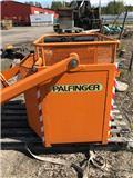 Palfinger arbetskorg, 2008, Darus teherautók
