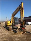 Liugong CLG 915 D, 2012, Excavadoras sobre orugas