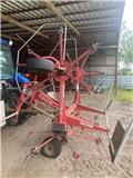 Stoll Z - 555 Hydro, 2010, Rakes and tedders