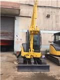 Komatsu PC35MR, 2014, Mini Excavators <7t (Mini Diggers)