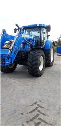New Holland T 6.155, 2015, Traktoren