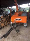 Jensen A425, 1999, Wood chippers