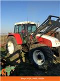 Steyr 9125, 2000, Traktorit