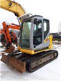 New Holland Kobelco E70BSR, 2011, Midi-gravemaskiner 7t - 12t