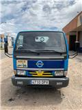 Nissan Cabstar, 2005, Recovery vehicles