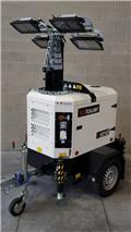 Italtower Astrid, 2020, Generadores de luz