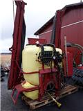 Hardi Master Twin, 2007, Mounted sprayers