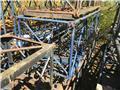 Hitachi KH 150-2, Crane parts and equipment