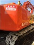 Hitachi EX 200-2, 2002, Crawler excavator