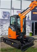 Hitachi ZX 26 U-5, 2019, Mini ekskavatoriai < 7 t