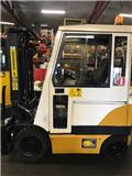 TCM FBL 25, 2000, Electric forklift trucks