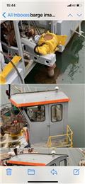 Barge work boat (road transportable) Self propelle, 2020, Work boats / barges