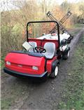 Toro Workman HDX with Sprayer Toro 200, 2010, Máquinas utilitárias