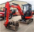 Kubota KX 61-3, 2014, Mini excavators < 7t (Mini diggers)
