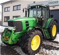 John Deere 6630 Premium, 2009, Tractors