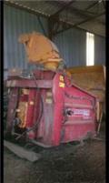 Silodis 2700, 2000, Desmenuzadoras, cortadoras y desenrolladoras de pacas