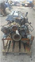MAN 6-cylindrowy Turbo NR.51.96210-7004 From Boat vom, Motory