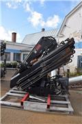Hiab 166 E-5 Hi Pro، 2008، رافعات تحميل
