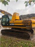 JCB JS 220 LC, 2011, Crawler Excavators