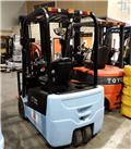 Utilev UT16PTE, 2015, Electric forklift trucks