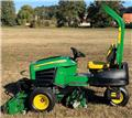 John Deere 2653 B, 2012, Stand on mowers