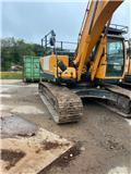 Hyundai Robex 220 LC-9, 2016, Excavadoras sobre orugas