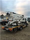 Oil & Steel Snake 2815, 2011, Truck Mounted Aerial Platforms