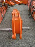 Hitachi ZX 190 W-3, 2013, Rammer / Chassis