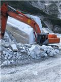 Hitachi EX 600 LC, 1998, Crawler excavators