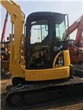 Komatsu PC55MR, 2013, Mini excavators < 7t (Mini diggers)