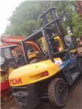 TCM FD70Z8, 2014, Diesel Trucker