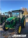 John Deere 5075 E, 2018, Traktorer