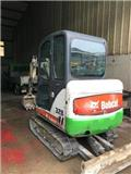 Bobcat 328, 2008, Mini excavadoras < 7t