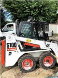 Bobcat S 100, 2017, Skid Steer Loaders