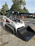 Bobcat T 140, 2008, Skid steer mini utovarivači