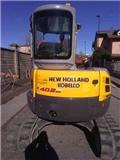 New Holland 40, 2006, Mini excavators < 7t (Mini diggers)