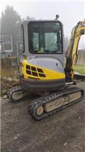 New Holland E 35.2 SR, 2010, Mini excavators < 7t (Mini diggers)