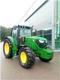 John Deere 6125 M, 2013, Traktori