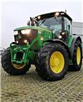 John Deere 6140 R, 2012, Traktoriai