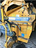 Lucas CASTORMIX 80G, 2010, Bale shredders, cutters and unrollers