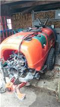 Lochmann RAS 8 Nachläufer 800 Ltr., 2005, Andere Landmaschinen