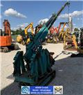 Maeda CC205 HRW, 2 to Tragkraft, 2008, Mini cranes