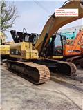 Caterpillar 320 D L, 2016, Escavadoras de rastos