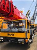 Sany STC55  55t  truck crane, 2016, Mobile and all terrain cranes