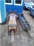 Krupp 1500 kilo, 2007, Hidrauliniai kūjai / Trupintuvai